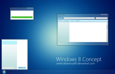 download themes for windows 7 of windows 8 windows 8 concept theme for windows 7