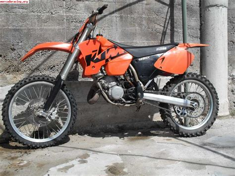 2003 Ktm 125sx For Sale Cambio Ktm Sx 125 2003 Venta De Motos De Carretera