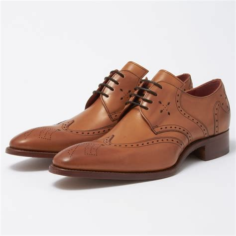 brogues boots jeffery west cedar gibson brogue shoes stuarts