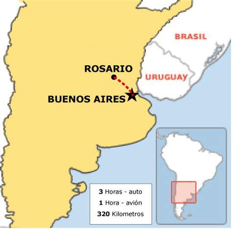 imagenes satelitales rosario argentina argentina aventurasdeviaje