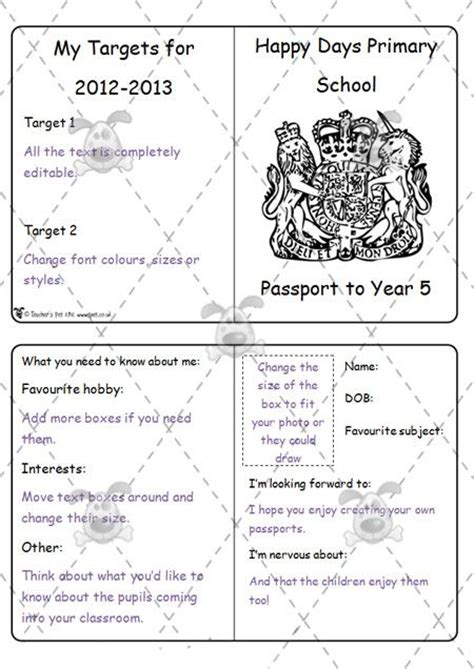 new year ideas for ks2 s pet transition premium printable and