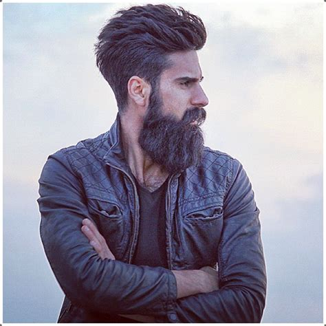 haircuts on beards 2017 men s hairstyles with long beards hairstyles 2018