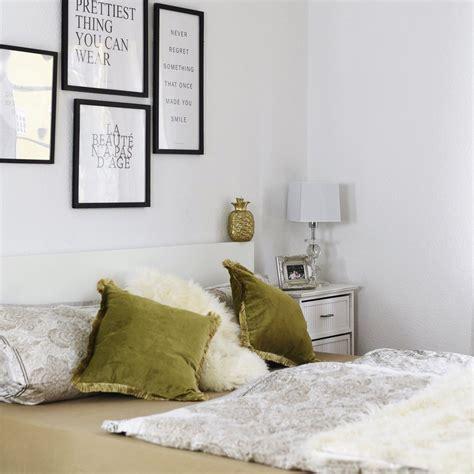 pflanzen für das schlafzimmer kreative wandgestaltung selber machen