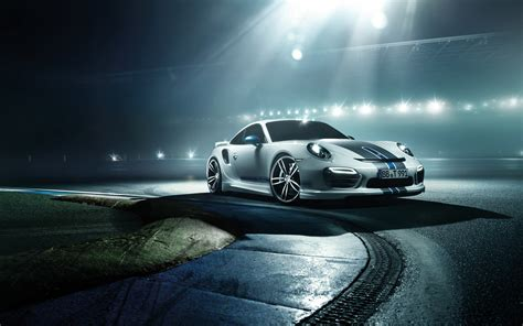 Porsche Wallpapers 2014 Porsche 911 Turbo By Techart Wallpapers Hd Wallpapers