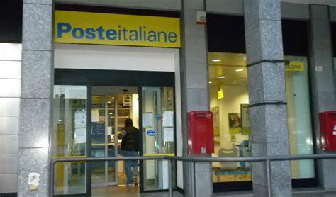 ufficio postale vimercate poste si salvano vicomoscano e gallignano chiude l