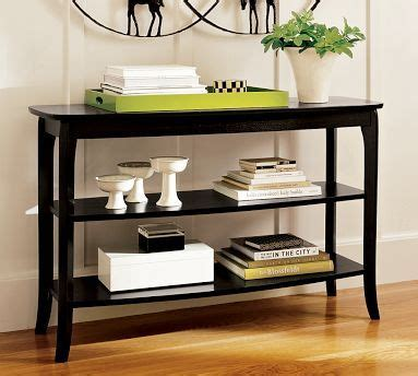 sofa table pottery barn console table from pottery barn home sweet home pinterest
