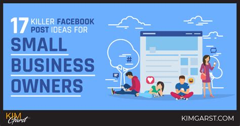 simple posted message fb new year 17 killer post ideas for small business owners