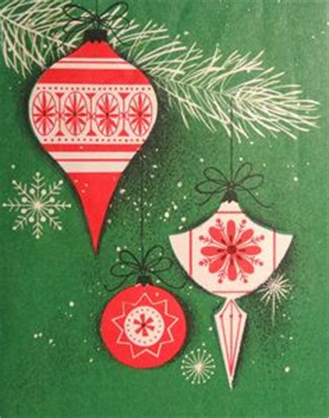 mid century modern christmas ornaments 1000 images about mid century modern on vintage vintage