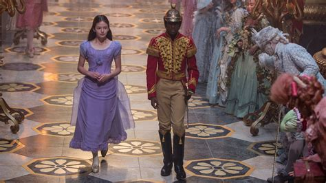 The And The the nutcracker and the four realms 2018