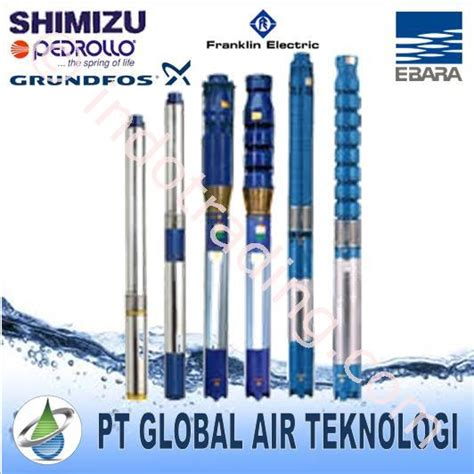 Mesin Pompa Air Dorong Stainless Steel Multistage Dab Euroinox 3050 M jual pompa submersible harga murah beli