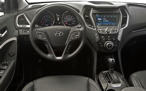 2015 Hyundai Santa Fe Interior 2013 hyundai santa fe sport interior models picture