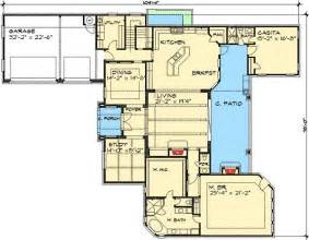 Texas House Plans Floor 1 Floorplans Pinterest