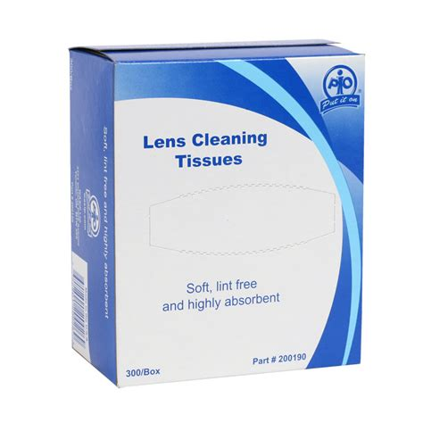 lens cleaning lens cleaning tissues wasip ltd