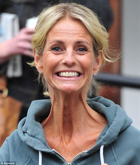 women with turkey neck pictures ulrika jonsson sticks her turkey neck out as she makes