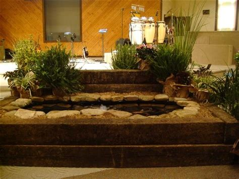 how to make an indoor fish pond indoor koi pond how does your garden grow pinterest