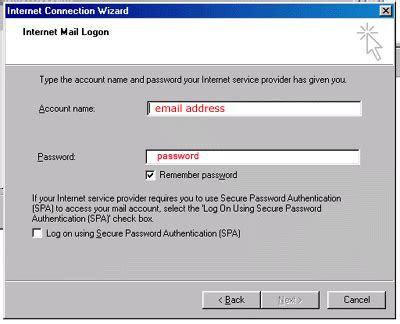 yahoo email keeps asking for password how to configure an e mail account in outlook express