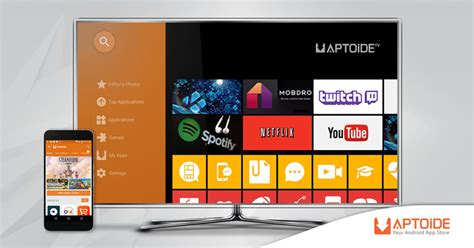 aptoide smart tv cel mai ieftin smart tv 2017 horizon si star light