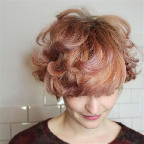 is rose gold haircolor the same as strawberry blonde haircolor 71 smoking hot rose gold hair color ideas for 2018