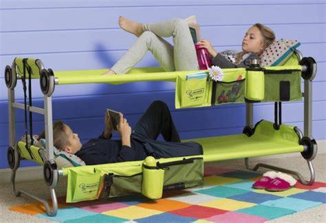 travel bunk beds portable bunk bed cots home design garden