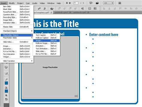 captivate templates how to make a captivate template free sle included
