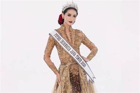 wakil jawa timur jadi pemenang putri indonesia