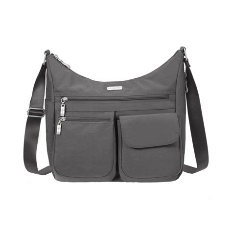 charcoal everywhere bagg by baggallini