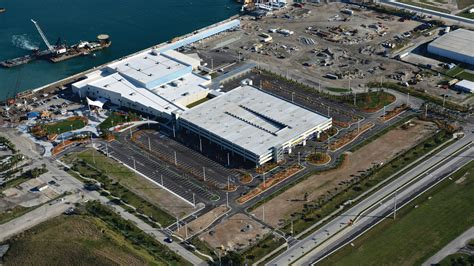 Design A Parking Garage port canaveral cruise terminal no 1 parking garage bea