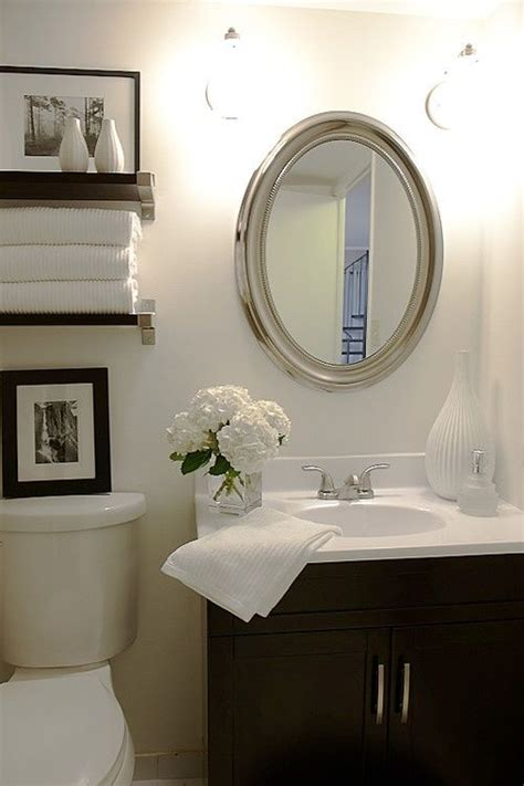 Small White Bathroom Decorating Ideas - small bathroom decor 6 secrets bathroom designs ideas