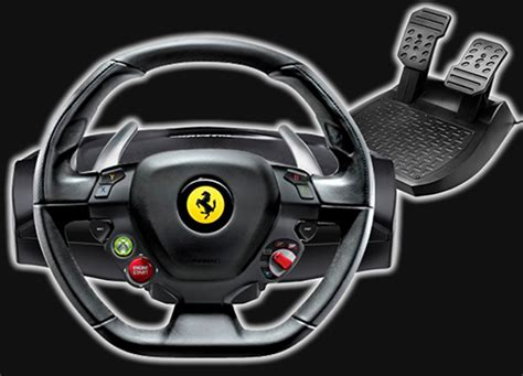 xbox one volanti compatibili gamescom 2011 thrustmaster presenta la sua linea gamesource