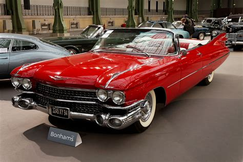 American Chevrolet Cadillac by An Account Of 1950s Cars