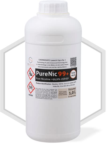 Nicotine Cair 100mgml products chemnovatic