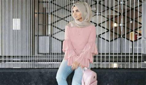 tips fashion hijab   gemuk tokopedia blog