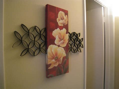 Toilet Paper Roll Wall Crafts - toilet paper roll crafts wall stagger 13 cofisem co
