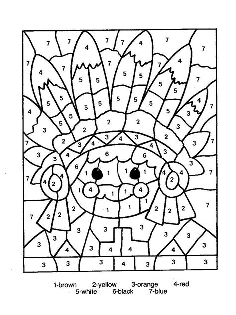 turkey coloring page by number תוצאות חיפוש תמונות ב google עבור http