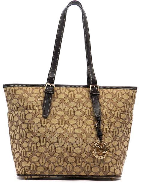 Name Albas Designer Purse by Designer Inspired Tote Handbag Alba Collection Handbags