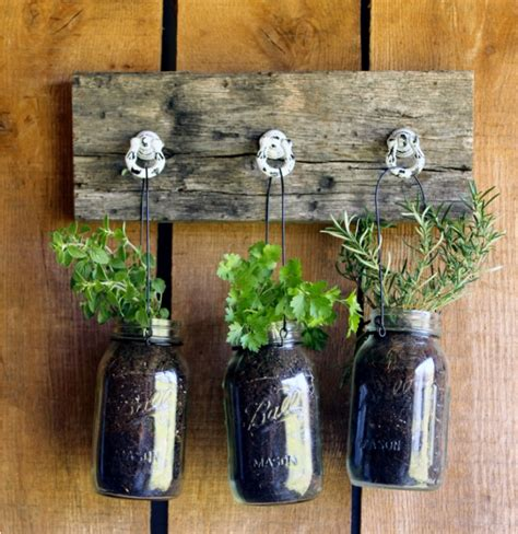 jar planter diy jar planter diyideacenter