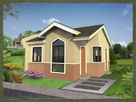 Small House Floor Plans In The Philippines Small European House Design House Interior Designs