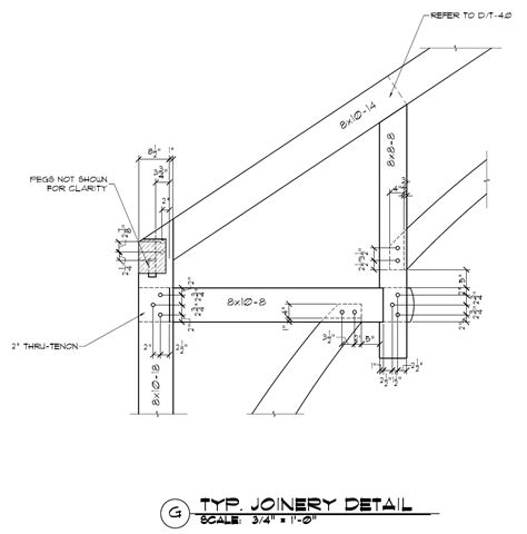 Pier And Beam Floor Plans by Hammer Beam Timber Frame Joinery Detail Timber Frame Hq