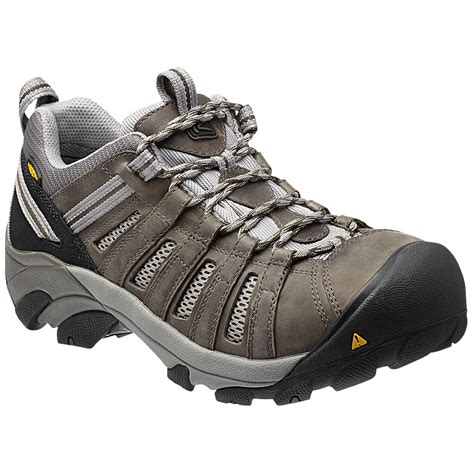 athletic steel toe work shoes keen flint steel toe athletic work shoe k1012856
