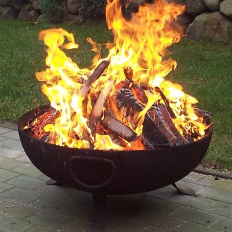 feuerschale 70 cm feuerschale 70 cm mit flammo feuerschalenbuch 349 00