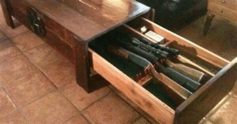 Chestnut Bookcase 10 Creative Secret Gun Cabinets For Your Home The Truth