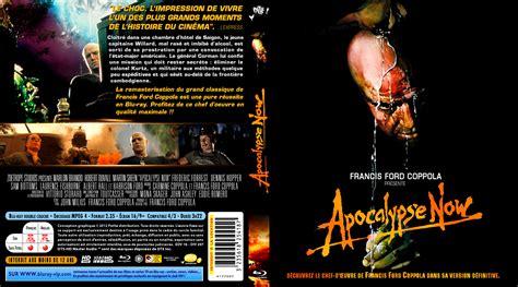 jaquette dvd de apocalypse now custom cin 233 ma