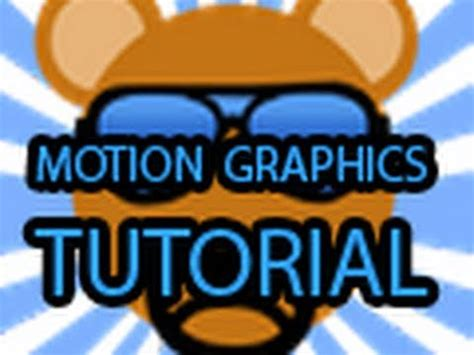 tutorial c graphics how to keyframe motion graphics simple tutorial
