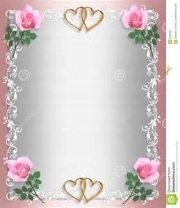 chique gasto do cetim da cor de rosa do convite do