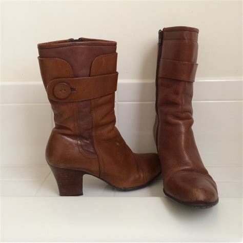 90 born boots born brown leather boots from s