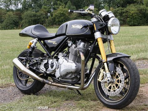 Norton Commander Motorrad by Norton Commando Motorcycle