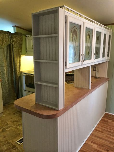 mobile home kitchen cabinets 1000 ideas about mobile home kitchens on pinterest