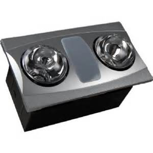 infrared bathroom heater exhaust fan aero a515as silver bathroom exhaust fans w infrared