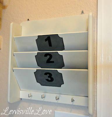 lewisville love: a little project; a little paint; a