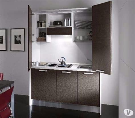 cucina monoblocco usata cucina monoblocco a scomparsa l 155 omologata per ufficio
